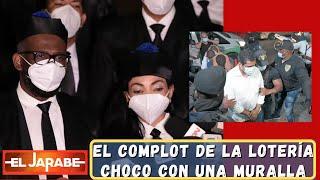 El complot de la Lotería choco con una muralla | El Jarabe Seg-1 17/06/21