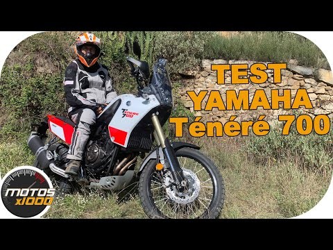 Test Yamaha Teneré 700 | Motosx1000