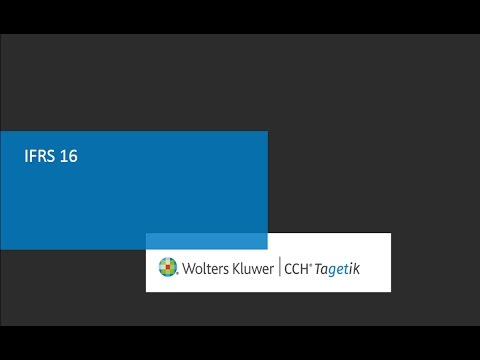 2 min Demo: IFRS 16 - CCH Tagetik Software