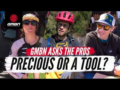 Is Your Bike Precious Or A Tool"