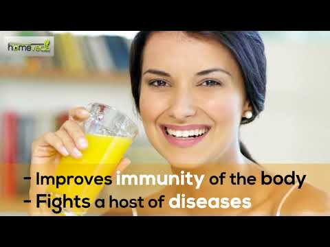 Turmeric Milk Cures The Body | Quick Recipe - Homeveda Remedies
