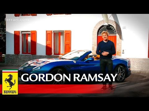 Ferrari California T State of the Art – Gordon Ramsay