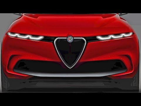 ALFA ROMEO TONALE ? Next-Gen Alfa SUV ? Awesome Design!