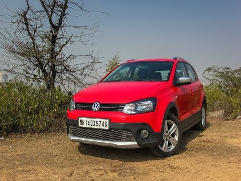 Volkswagen Cross Polo Review