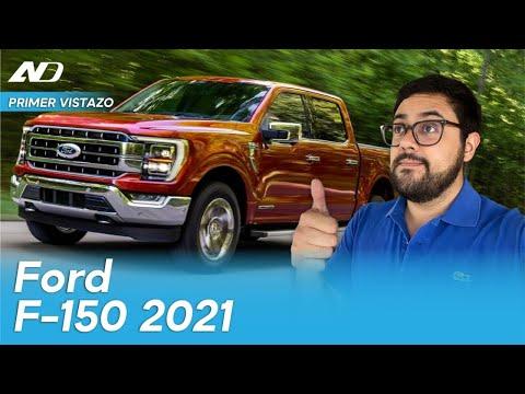 Nueva Ford F-150 (Lobo) 2021 - Puedes vivir en ella - Vistazo Digital