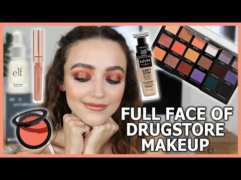 E.L.F OPPOSITES ATTRACT PALETTE | Look + First Impressions - Full Face Drugstore