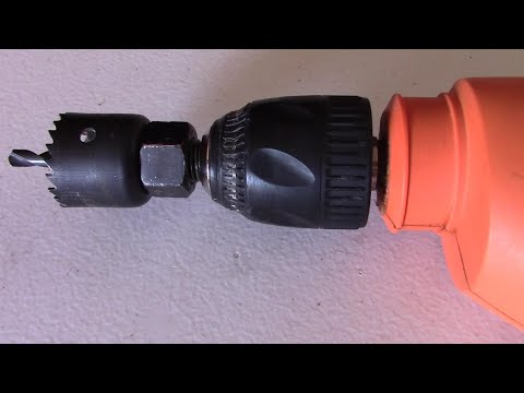 How to Unstick or Unfreeze a Frozen Chuck! DIY Drill Repair!  New! no WD40 or pliers needed! Ez DIY!