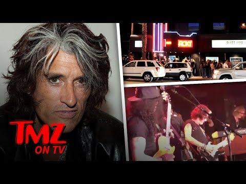 Epic Rock Concert At The Roxy   TMZ TV