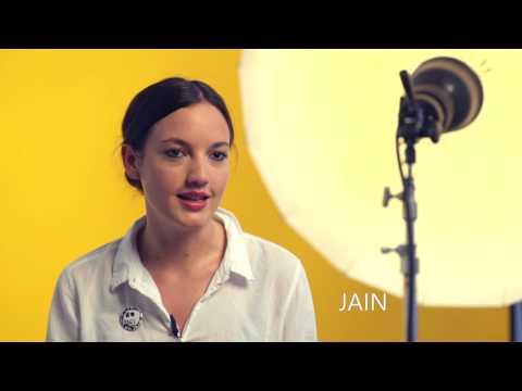 Sony France | JAIN, l'ambassadrice du son Sony