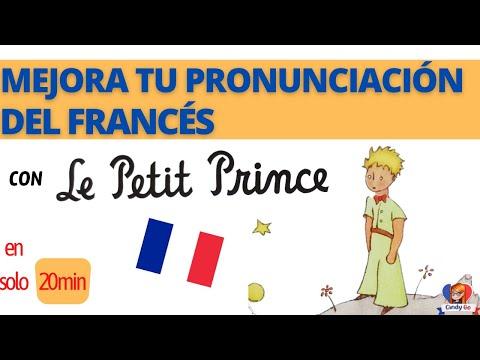 🔵⚪🔴 MEJORA tu PRONUNCIACION del FRANCES en SOLO 20 MINUTOS 👍💯