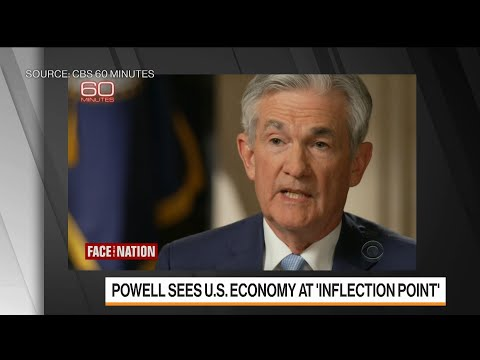 Powell Says Economy Is at 'Inflection Point'