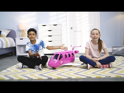 very.co.uk & Very Voucher Code video: Barbie Dreamplane | Very Toy Team