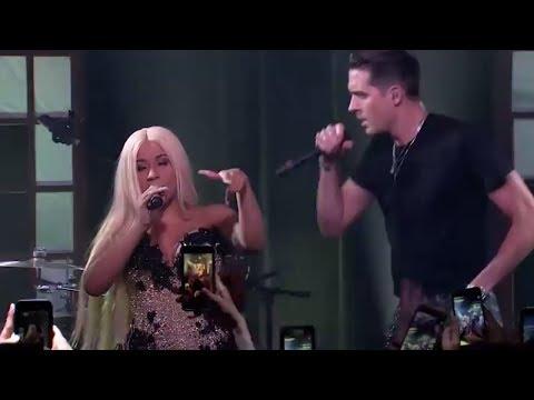 connectYoutube - G-Eazy - No Limit ft. Cardi B (Bud Light Dive Bar Tour – New Orleans)