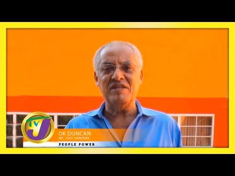 Former PNP MP D. K. Duncan has Died: TVJ Midday News - September 17 2020