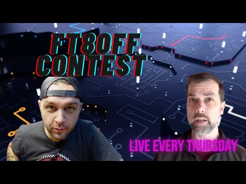 FT8Off Live Ham Radio Contest