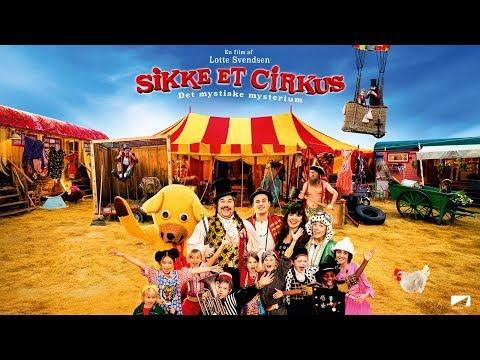 Sikke et cirkus - i biograferne 5 oktober 2017