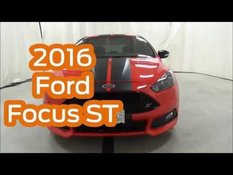 2016 Ford Focus ST at Schmit Bros in Saukville, WI!