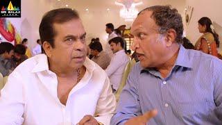 Aagadu Movie Scenes | Brahmanandam backslashu0026 Nassar Comedy | Latest Telugu Scenes @SriBalajiMovies - SRIBALAJIMOVIES