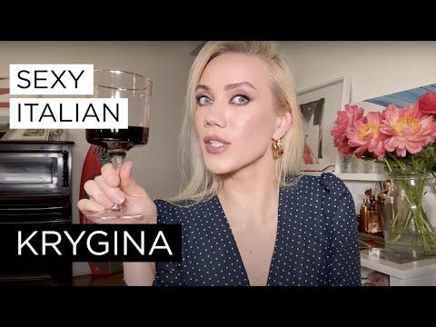 Елена Крыгина Чувственный макияж, вдохновлённый Италией