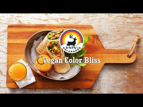 Recept Polarbröd - Vegan Color Bliss
