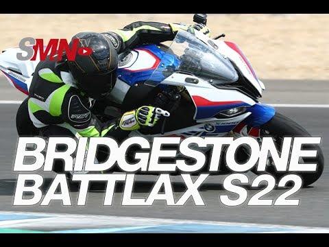 Prueba Bridgestone Battlax Hypersport S22 2019 [FULLHD]