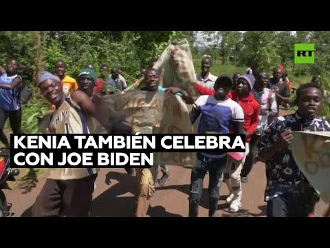 El pueblo del padre de Obama celebra el resultado electoral en EE.UU.
