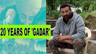 Sunny Deol celebrates 20 years of 'Gadar: Ek Prem Katha' - BOLLYWOODCOUNTRY