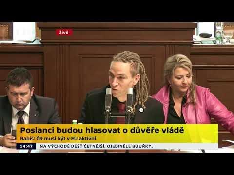 Bartoš: Jasné důvody proč Piráti nepodpoří vládu Babišovu s podporou komunistů
