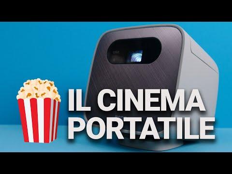 Il grande CINEMA diventa PORTATILE 🍿  …