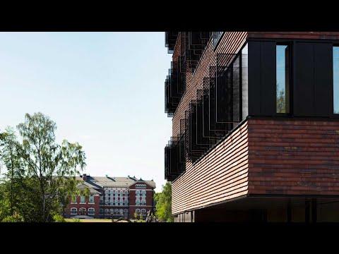 Innblikk i prosjektet Campus Ås
