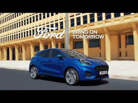 #FordPuma prin programul RABLA la doar 14.900 € TVA inclus   Ford Romania