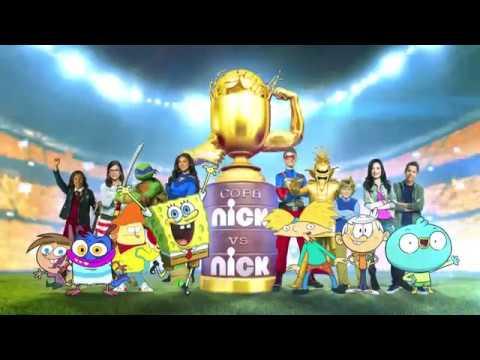 Copa Nick Vs Nick - Promocional