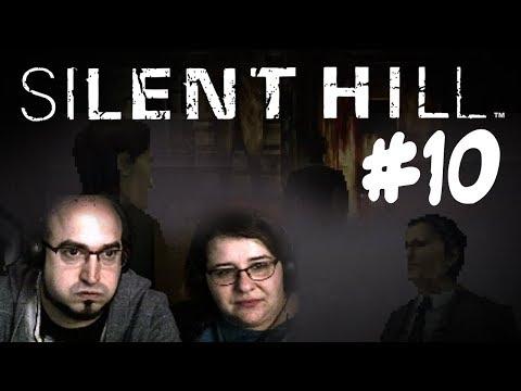 Silent Hill Gameplay (Español) (PSX) - Parte 10 - El Secreto del Hospital