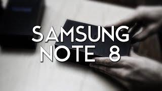 Vidéo-Test : JE DÉBALLE UN SMARTPHONE À 950? - Samsung Galaxy Note 8 [Review]
