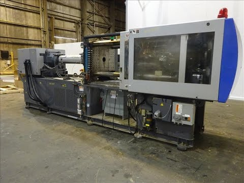 Used- Sumitomo Horizontal Injection Mold Machine, Model SE180D - stock # 48525002