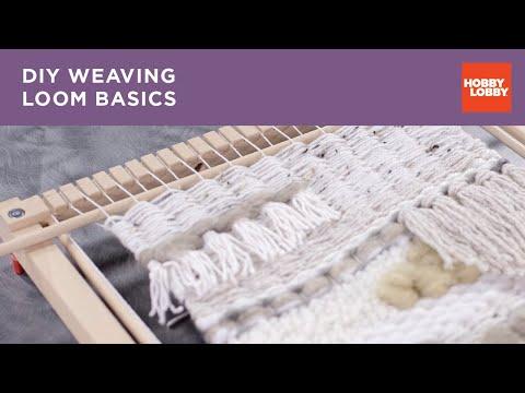 Weaving Loom Basics