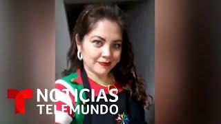 Mujer es encarcelada al llevar juguetes al Refugio de Matamoros   Noticias Telemundo
