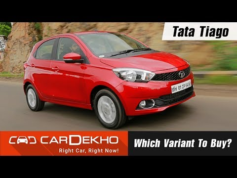 Tata Tiago - Which Variant To Buy?