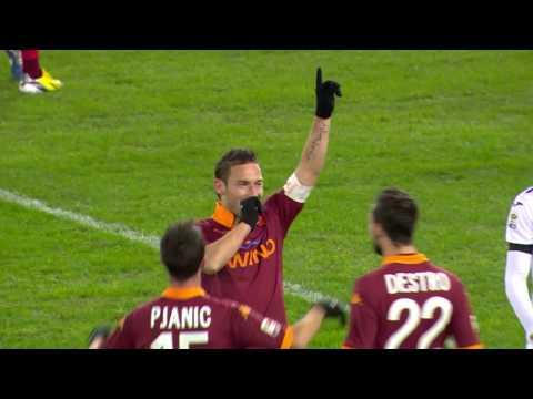 Classic Goal: Totti v Fiorentina