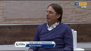 """'Gato' Fernández: """"Ha cambiado la percepción frente a este partido con Chile. #TigoSportsBolivia"""