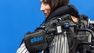 These exoskeletons can help prevent worker injury