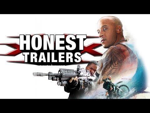 Honest Trailers   XXX Franchise