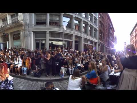 Rebecca Minkoff -- New York Fashion Week 2016 (360º)
