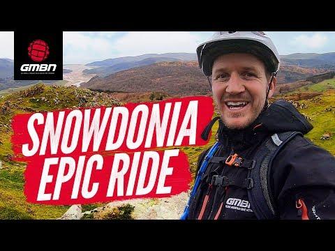 Winter Mountain Biking Adventure | Blake's Epic Weekender
