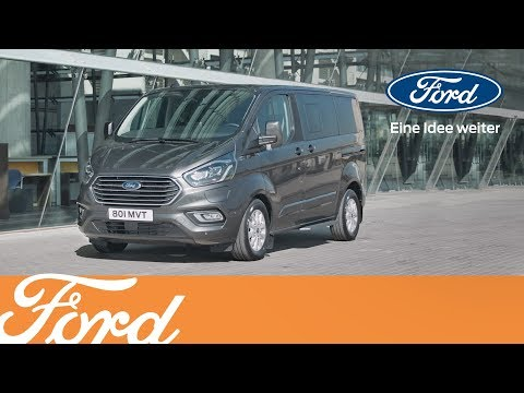 Der neue Ford Tourneo Custom PHEV | Ford Austria