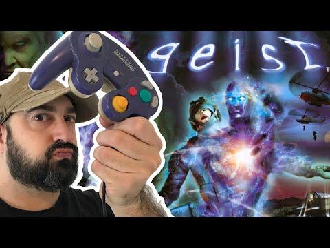 4x15 #086 Geist (1P) (Gamecube)