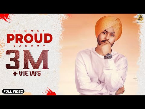 PROUD LYRICS - Himmat Sandhu