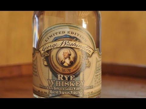 George Washington's whiskey distillery