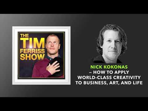 Nick Kokonas Interview | The Tim Ferriss Show (Podcast)