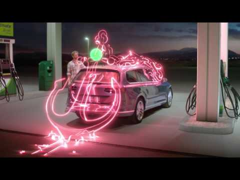 Carburants BP avec technologie ACTIVE